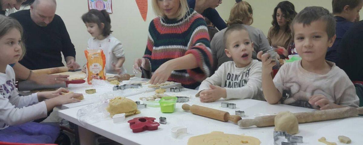 Weihnachtsplätzchen Kindergarten.Es Duftet Nach Weihnachtsplätzchen Deutsche Schule