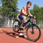 Fahrrad-Führerschein an der DSB