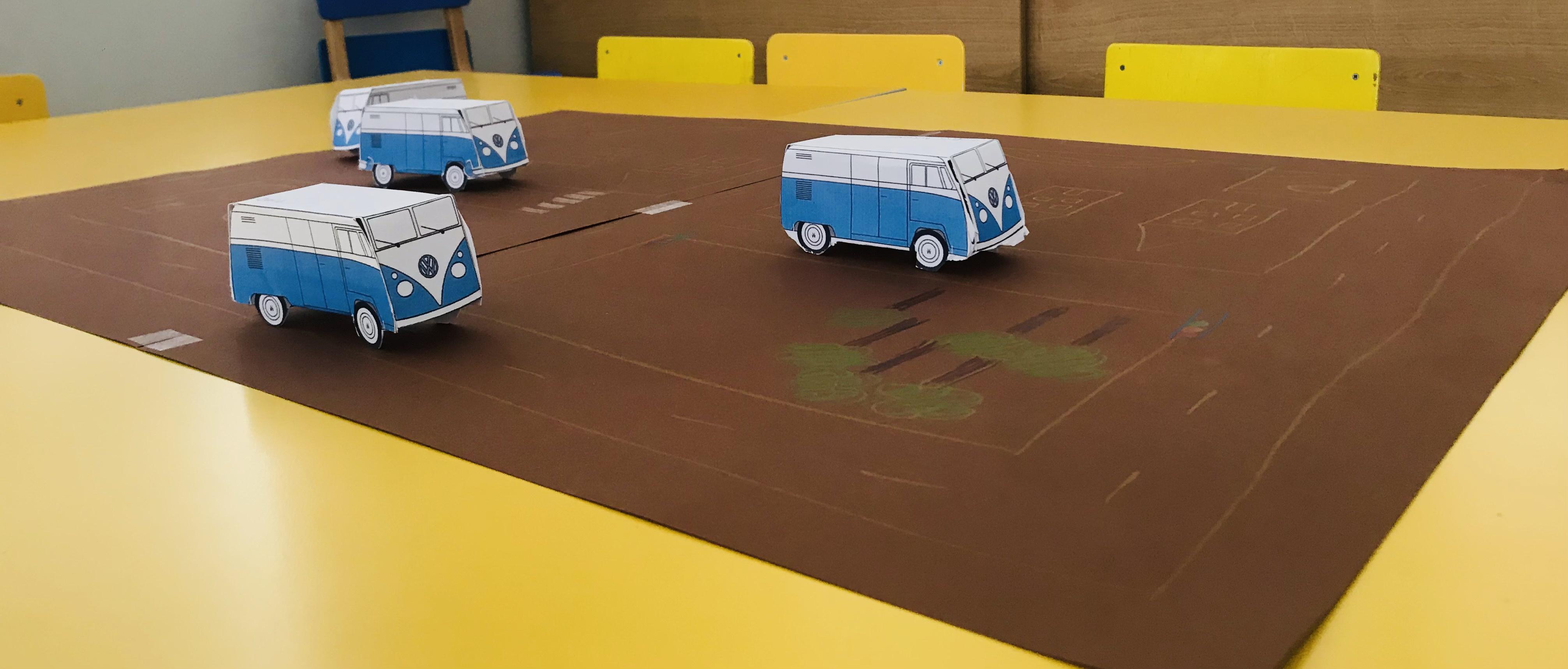 Pilot oder Busfahrer?